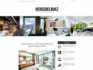 Herschel Built - 676px x 507px