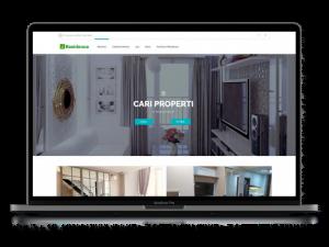 Jasa Pembuatan Website Semi Custom u-residence.id - 676px x 507px